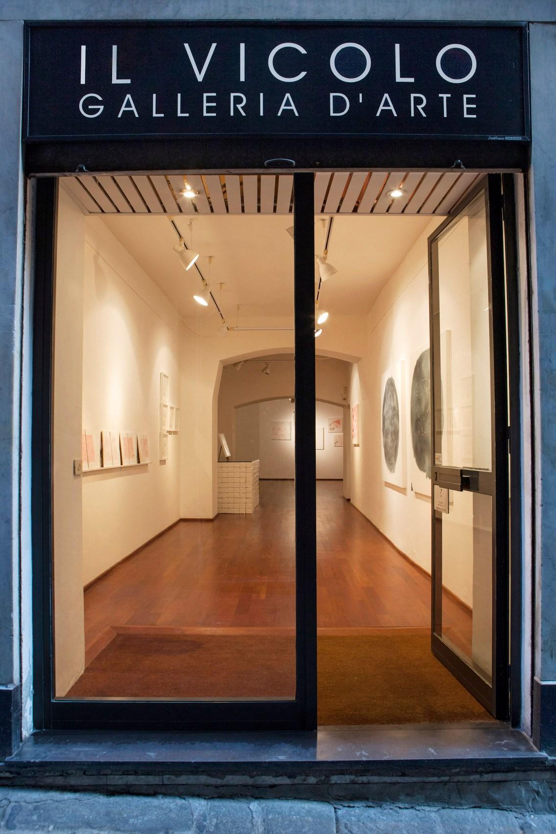 Il vicolo Galleria d'Arte
