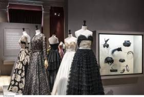 Gli anni 50, mostra ed esposizione al Musée Galliéra
