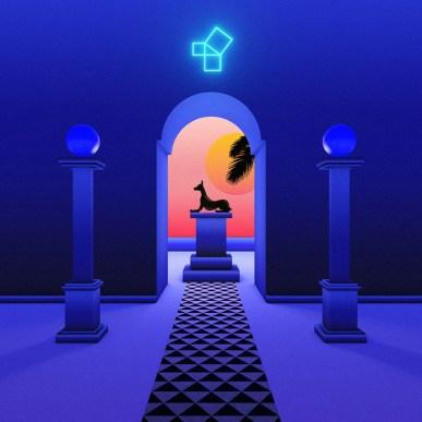 Aden - Four (Ultramajic) Design collaboration with Jimmy Edgar