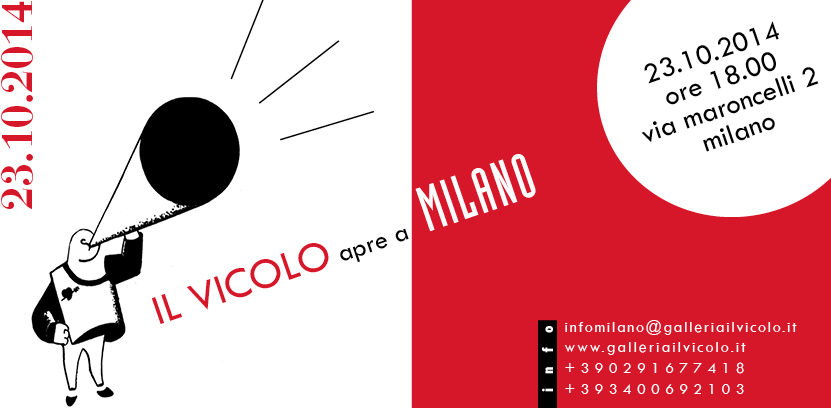 Il Vicolo apre a Milano
