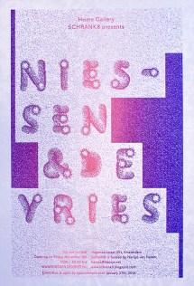 Schrank8 presents Niessen & deVries