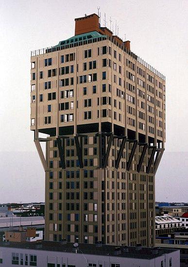 Lodovico Barbiano di Belgiojoso - Torre Velasca