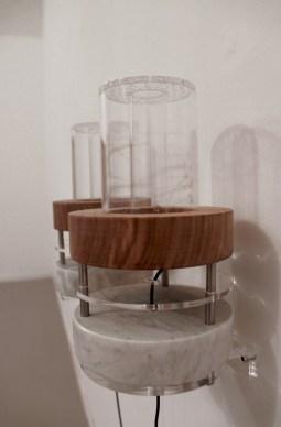Castanea - Installazione cinetica e sonora