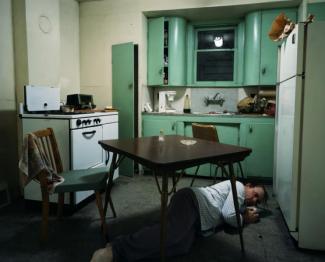 Jeff Wall - Insomnia