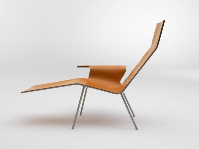 LEATHER - lounge chair