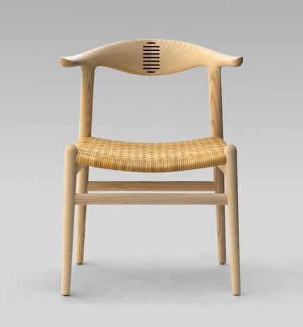 PP 505 The Cow Horn Chair - Hans Wegner