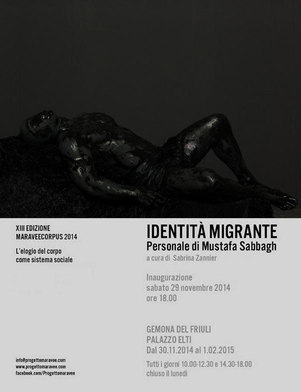 Mustafa Sabbagh - Identità migrante
