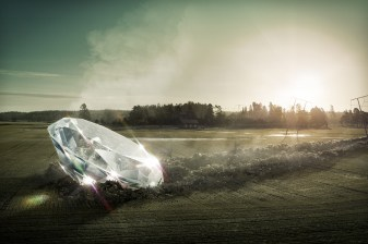 Diamond in the rough - Erik Johansson