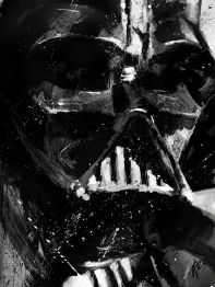 Darth Vader - by Eduardo Valdivieso