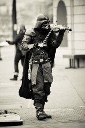 Darth Vader - A photo