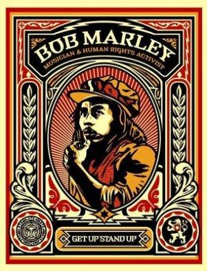 OBEY - Bob Marley