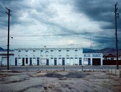 W.Wenders, Blue Range, Butte, Montana, 2000