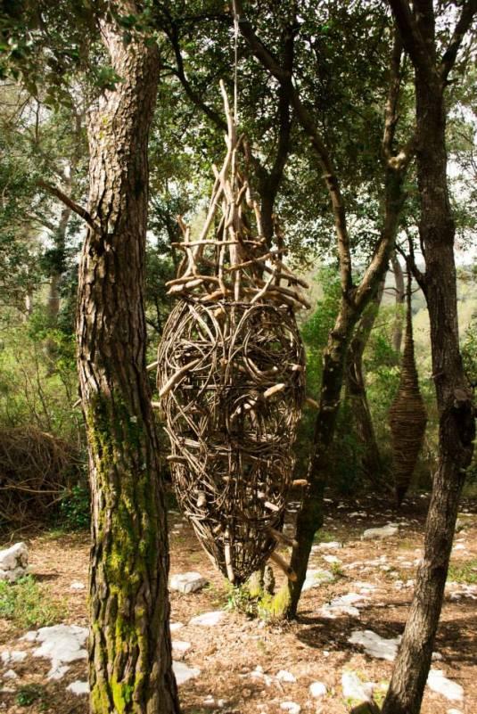 Spencer Byles - Sculture per la foresta