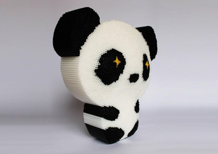 Panda BW 1