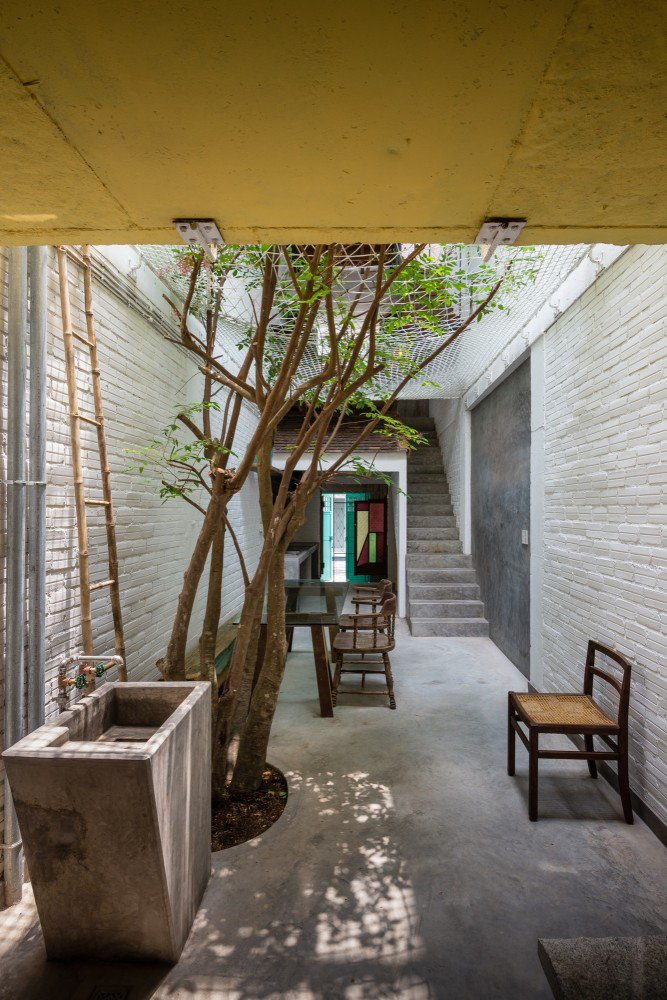 Saigon House - a21studio