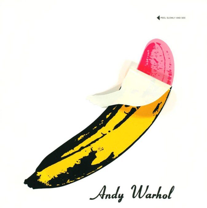 Andy Warhol, Peel slowly and see