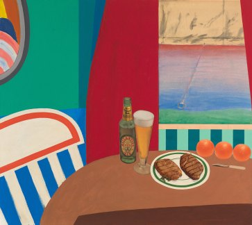 Tom Wesselmann, Still LIfe #8