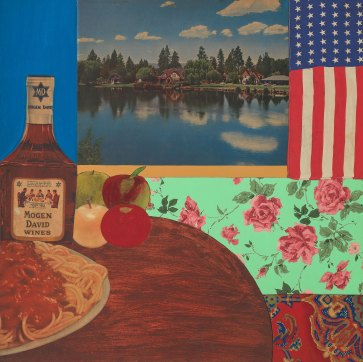 Tom Wesselmann, Still Life #3