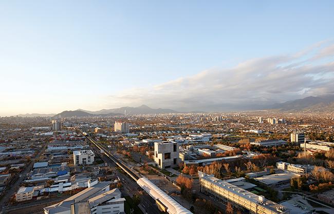 Innovation center Santiago
