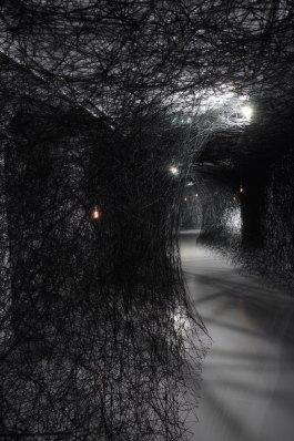 Chiharu Shiota - Infinity - photo by Sunhi Mang