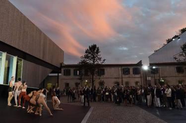 Atlante del gesto - Virgilio Sieni per Fondazione Prada