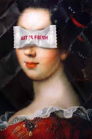 Art is Fresh - Zeren Badar