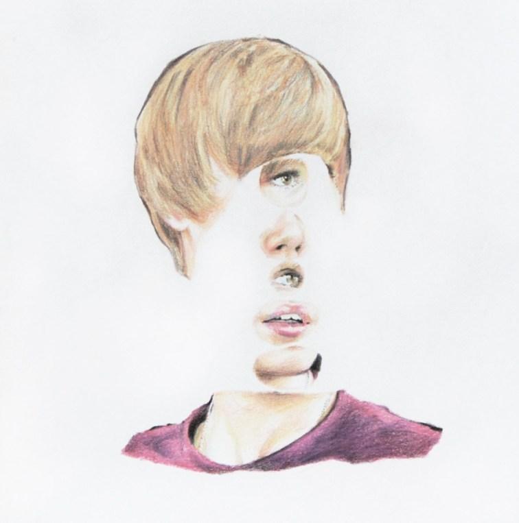 Eric Yahnker - Bieber Stack