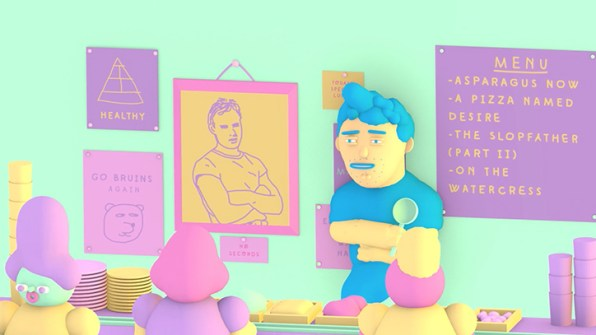 Julian Glander - California Inspires Me
