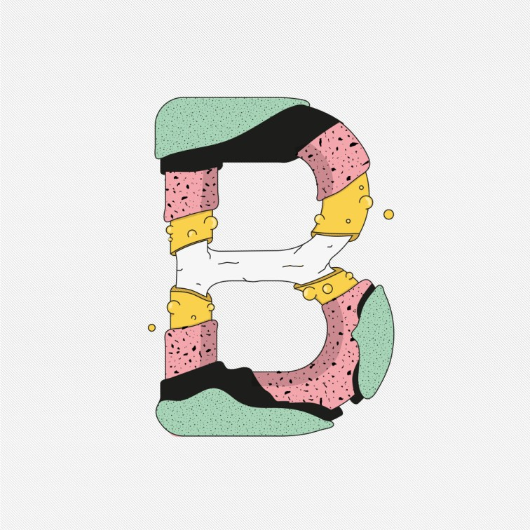 Mariano Pascual - 36 days of type