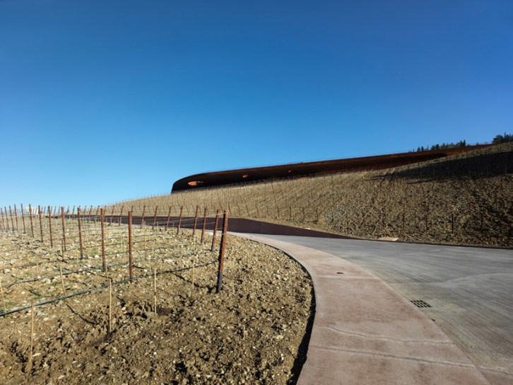 Antinori Winery-Archea Associati