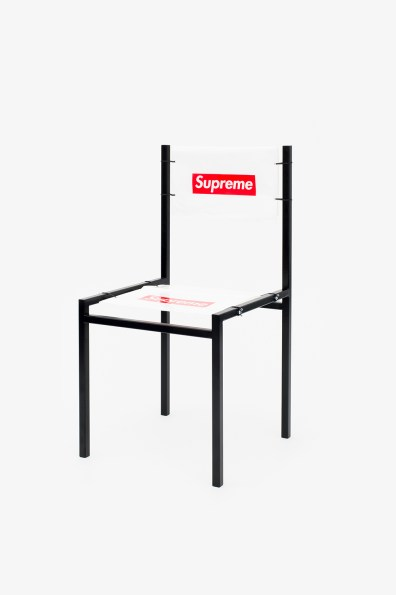 Simon Freund - shopping bag chair - Supreme