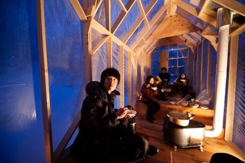 Fragile shelter - Hidemi Nishida