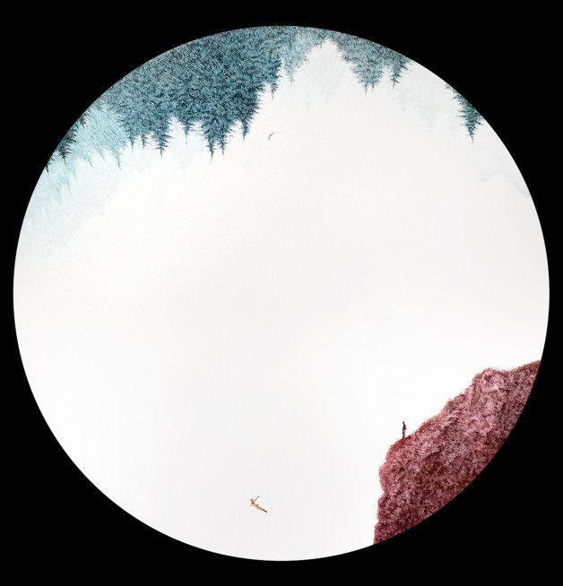 ® Clément Tissier - Where birds fly