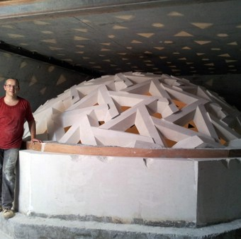 Giuseppe Fallacara, Bin Jassin Dome, 2012. (2)