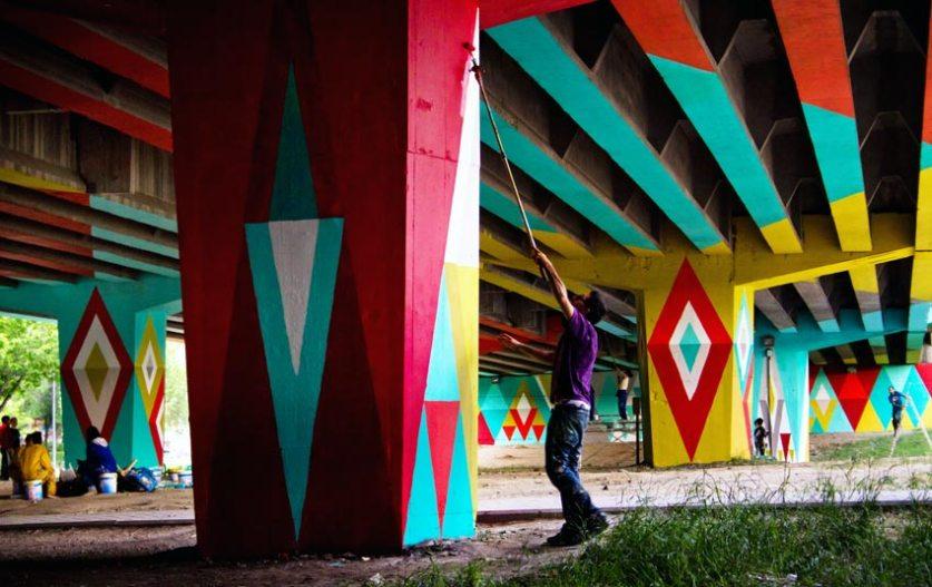 San Cris de colores - Boamistura