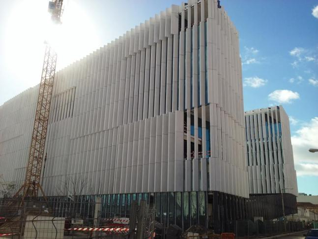 EDP Headquarters construction - ph. Marco Bruno