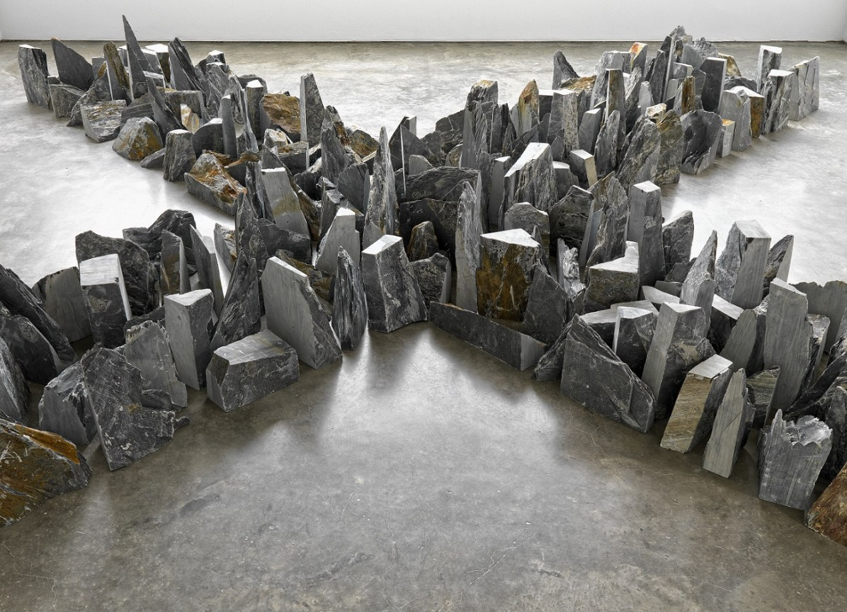 Richard Long - FOUR WAYS