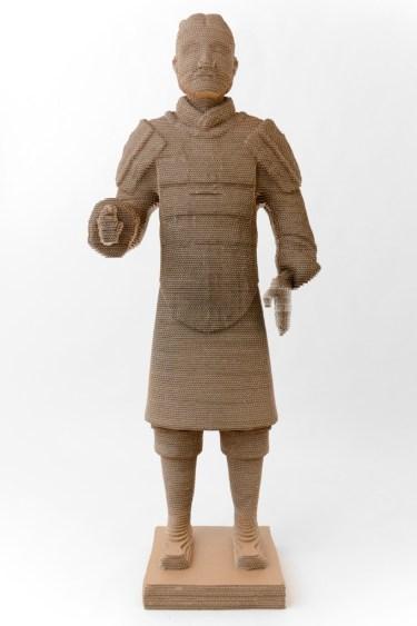 guerriero di terracotta - © NextMade