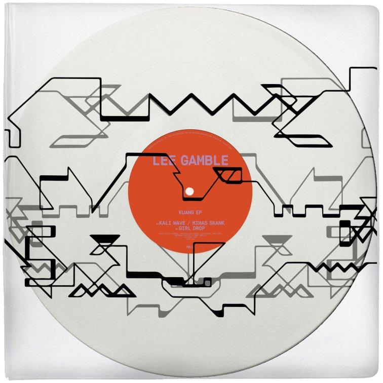 Lee Gamble - Kuang EP