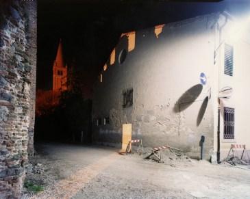 Olivo Barbieri, Montagnana, 1986, C-print, mm 298x397