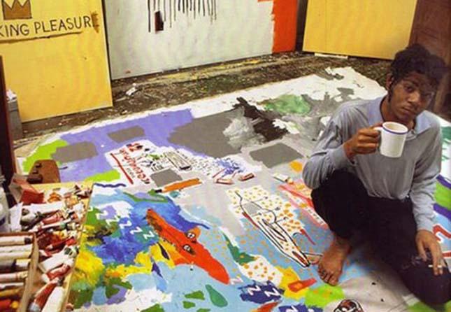 Basquiat Atelier