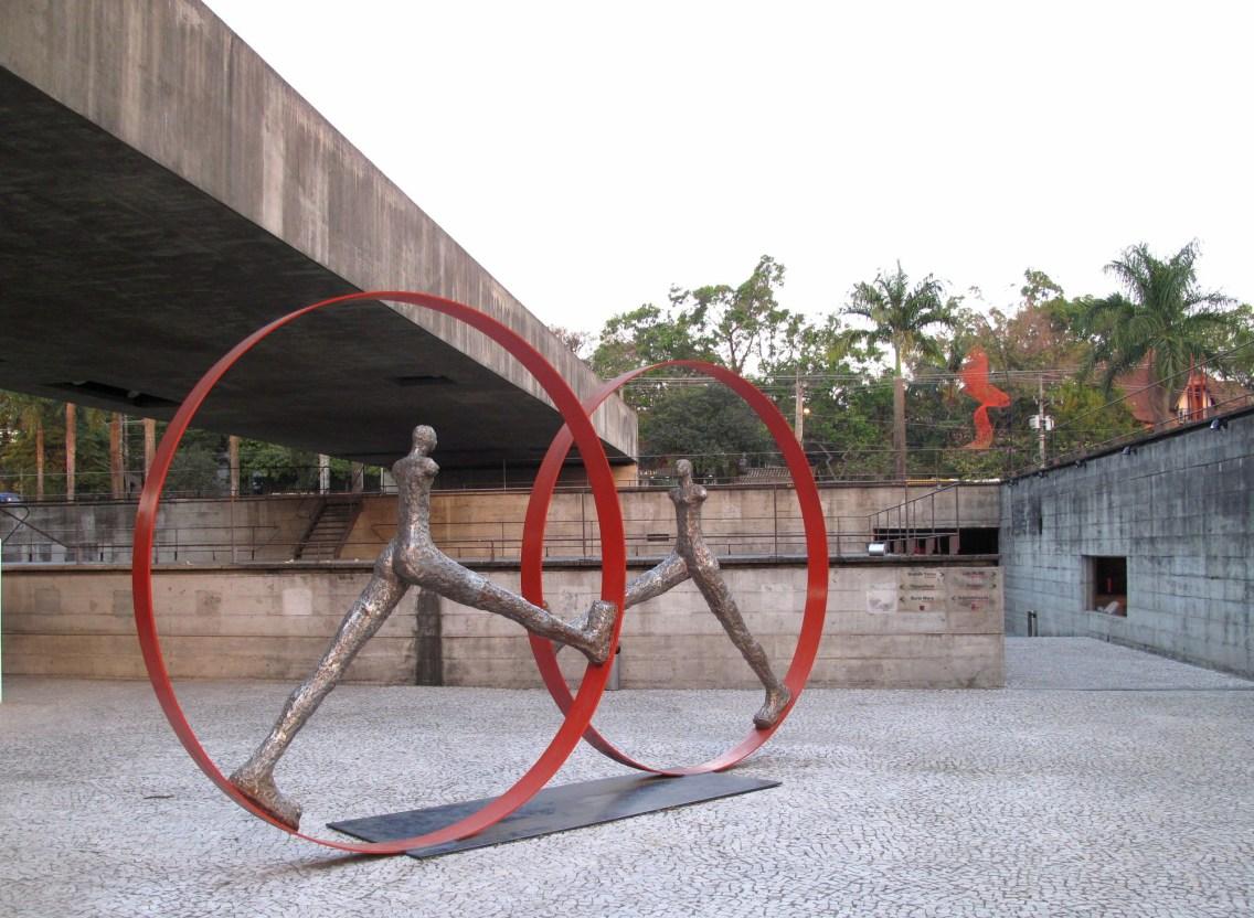 Mendes da Rocha, MUBE - © Paul Clemence