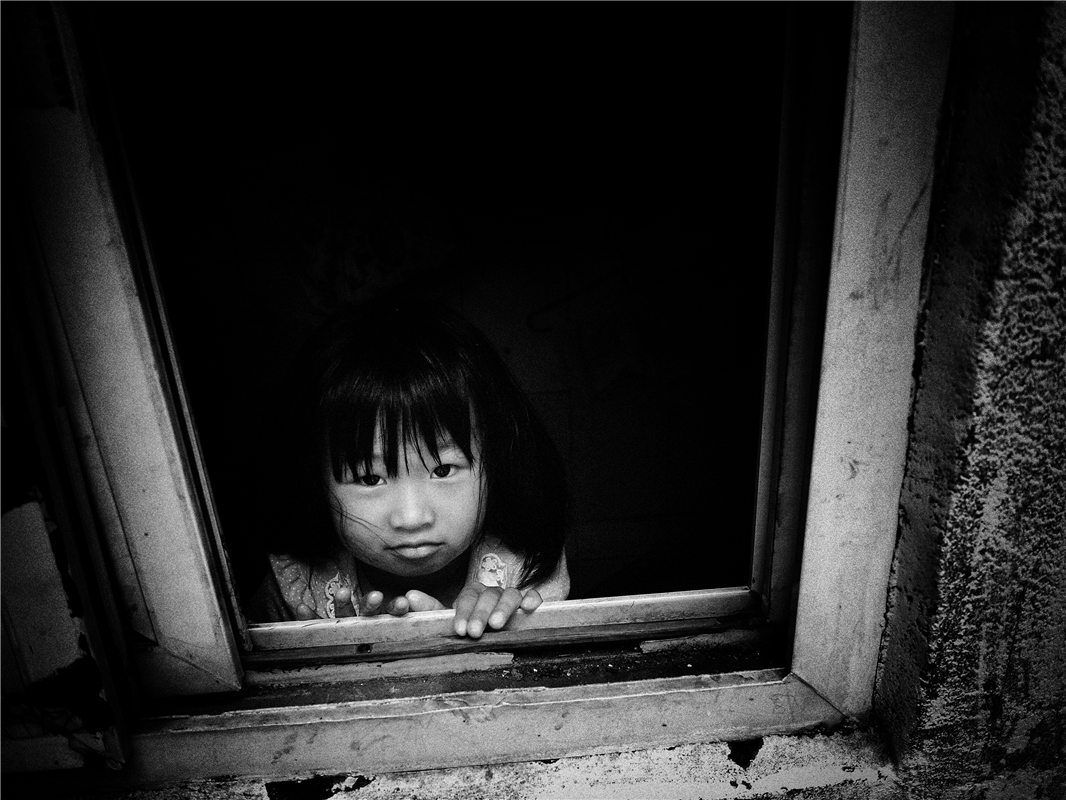 From the series Childhood - Tim Gao