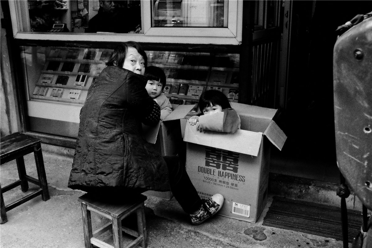 From the series Neighborhood - Tim Gao