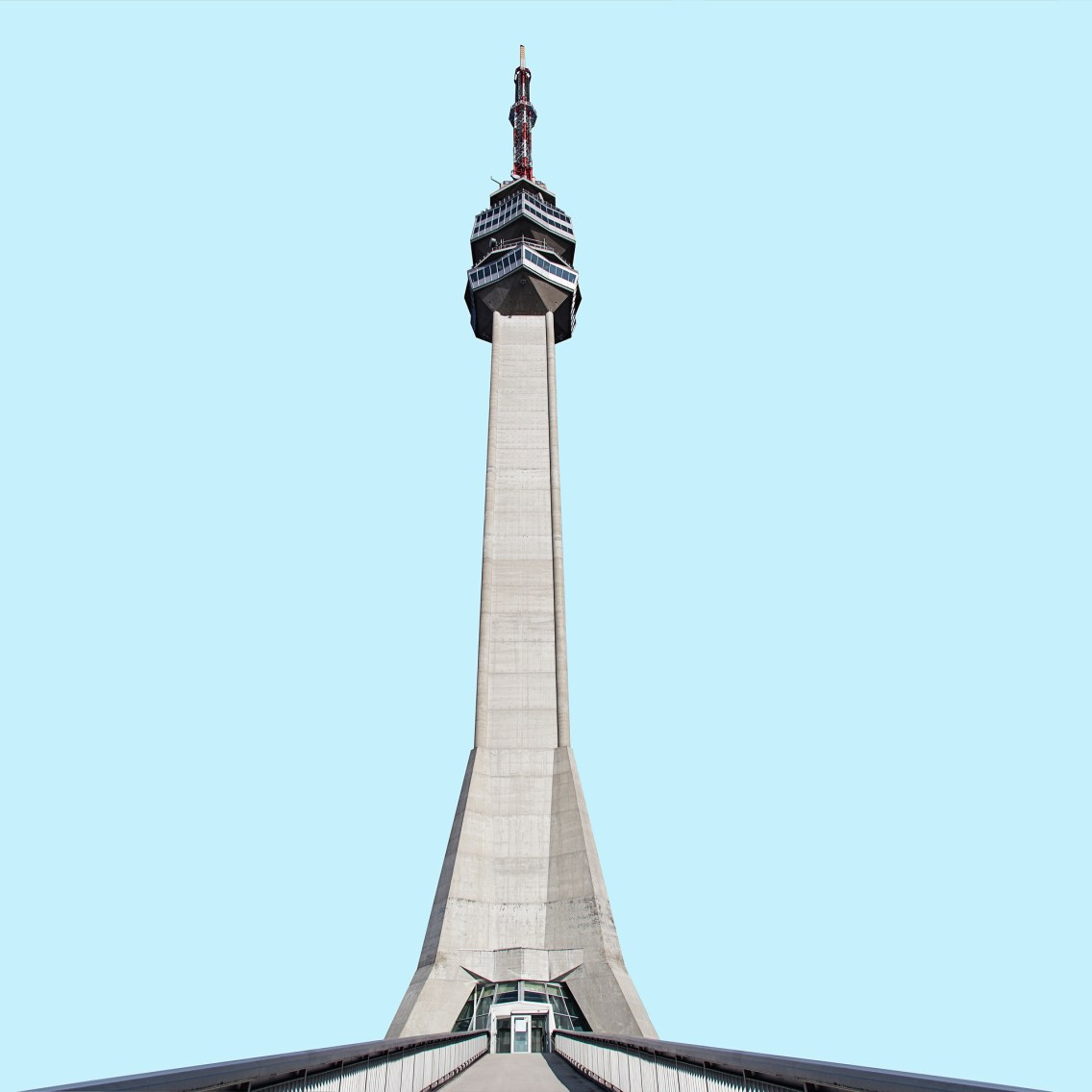 Avala Tower - Mirko Nahmijas