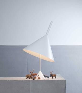 Funnel lamp / Vertigo Bird + Bevk Perović arhitekti