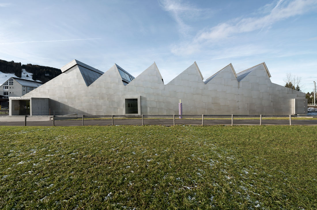 Dario Lanfranconi / Museum of Art Appenzell - Gigon Guyer