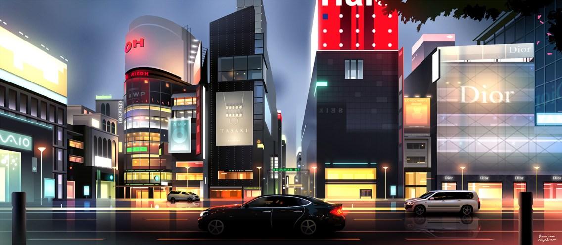 Tokyo - Romain Trystram