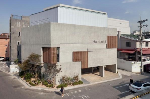 Humanist Office - Kim Jun-sung