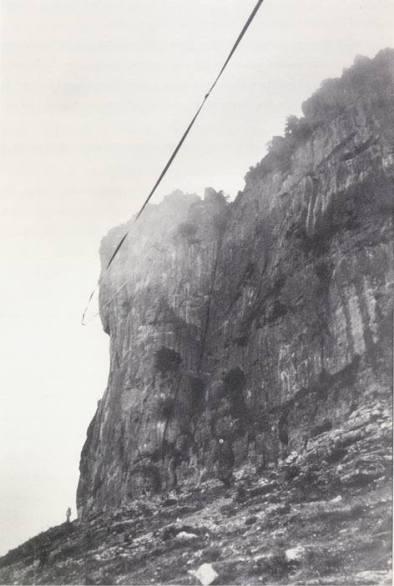 Maria Lai, Legarsi alla montagna